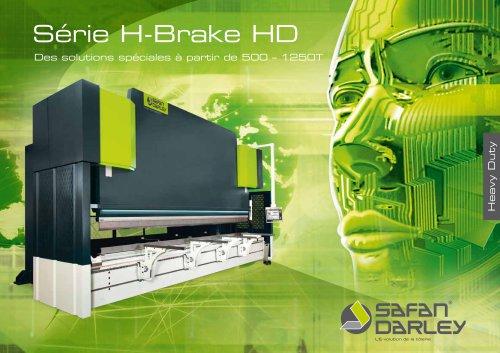 H Brake HD 500-1250T