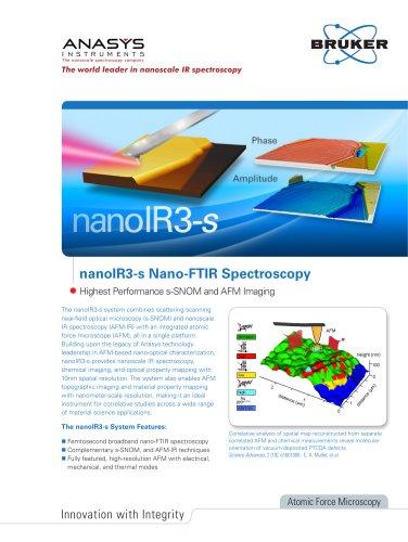 Anasys nanoIR3-s
