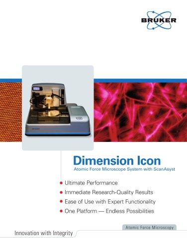 Dimension Icon AFM