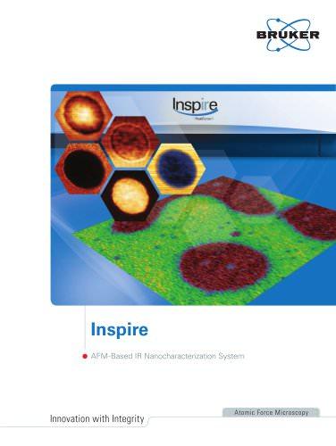 Inspire AFM-Based IR Nanocharacterization System
