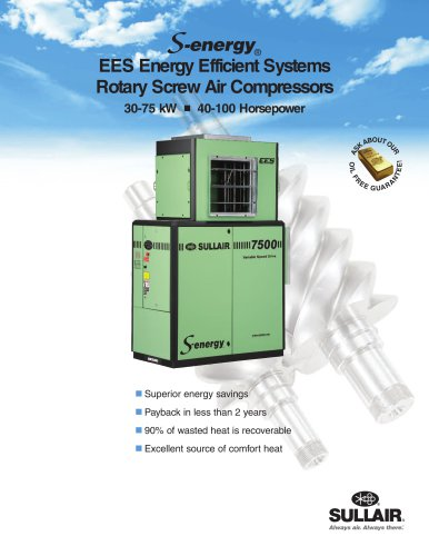 Heat Recovery—S-energy® EES