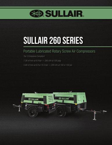 Sullair 260 Series