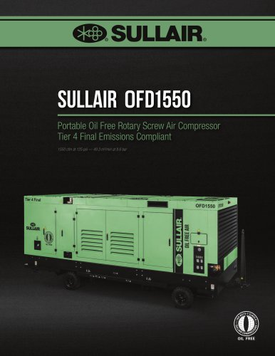 SULLAIR FD1550