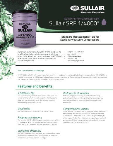 Sullair SRF 1/4000