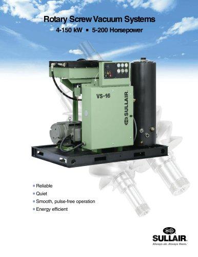 Sullair Vacuum System