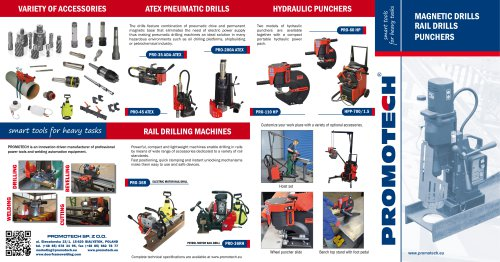 Drilling & Punching Machines