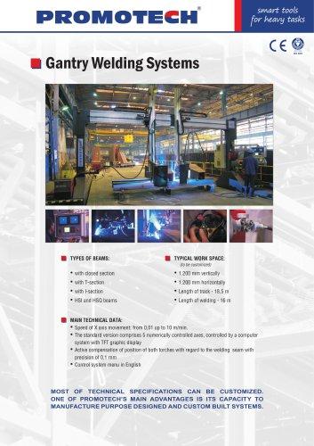 Gantry Welding System