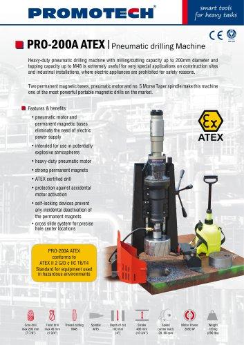PRO-200A ATEX