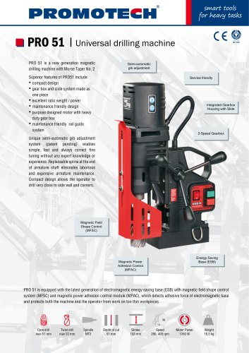 PRO-51 Universal Mag Drill