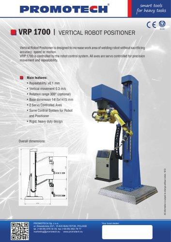 Vertical Robot Positioner