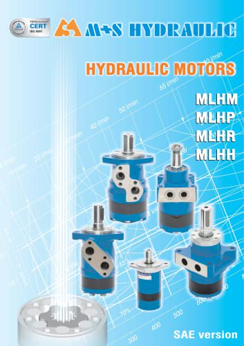 Hydraulic Motors MLHM MLHP MLHR MLHH