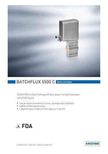 BATCHFLUX 5500 C