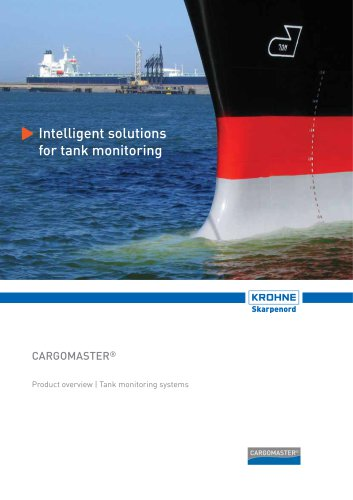 CARGOMASTER® Tank monitoring Overview