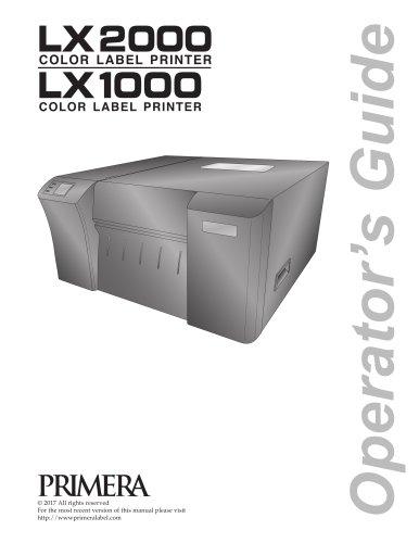 LX1000/LX2000