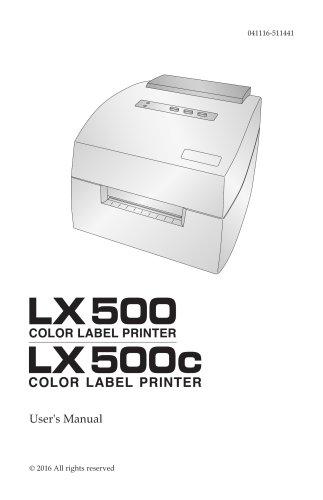 LX500/LX500c