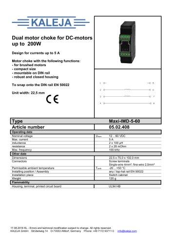 Maxi-IMD-5-60