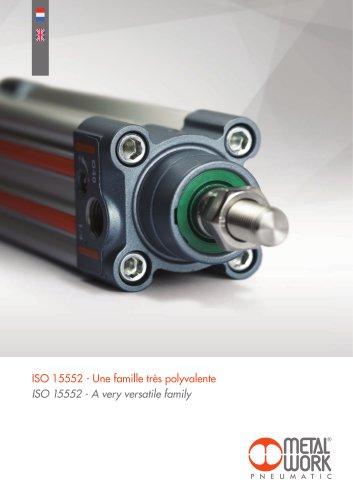 ISO 15552 - Une famille très polyvalente