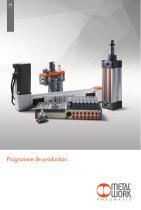 Programme de production