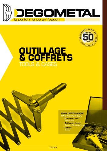 OUTILLAGE & COFFRETS