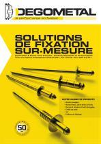 SOLUTIONS DE FIXATION SUR MESURE - 1