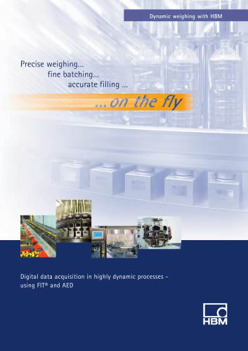 Digital Weighing Brochure