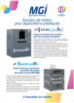 MGI PressCard Pro et PunchCard Pro