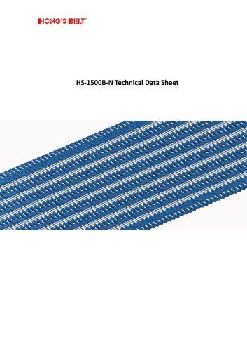 HS-1500B-N Technical Data Sheet
