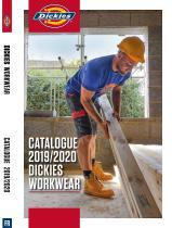 Dickies Workwear - Guide d'achat 2019-2020