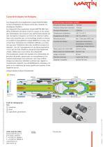 Système d'accouplement multiple Accouplement simple MEK - 2
