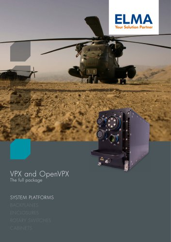 Brochure VPX and Open VPX