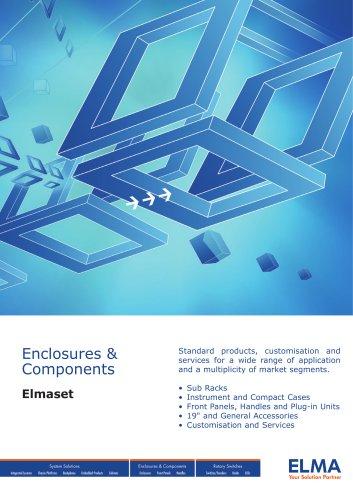 Elmaset Enclosures and Components Catalog