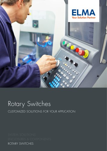 Rotary Switches Brochure