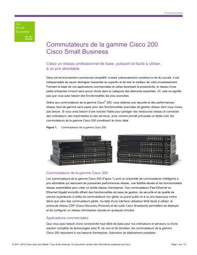 Cisco 200