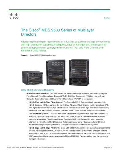 MDS 9500