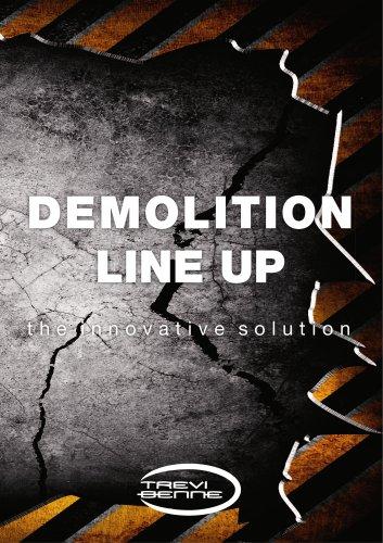 demolition line up