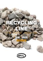 RECYCLING LINE BM BVR