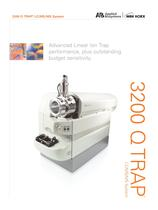 3200 Q TRAP® LC/MS/MS System