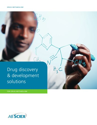 Drug Discovery and Development Solutions