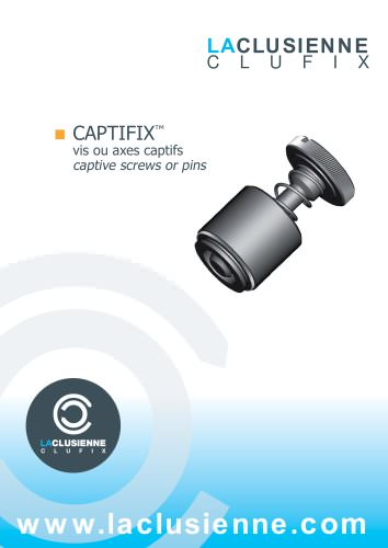CAPTIFIX™ Inox 316L
