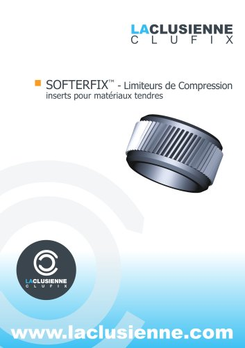 SOFTERFIX™ Limiteurs de Compression