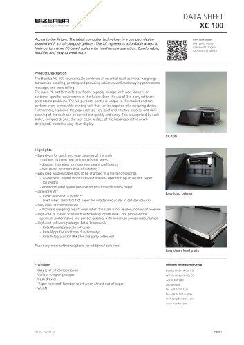 Multimedia Scales X-Class