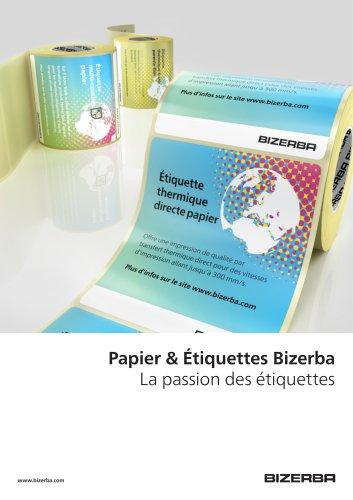 Papier & Étiquettes