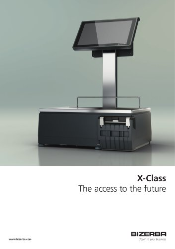 X-Class Brochure