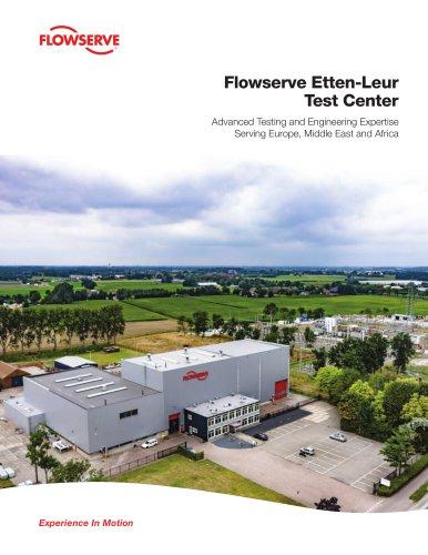 Flowserve Etten-Leur Test Center
