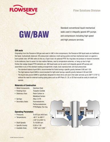 GW/BAW Seal Brochure