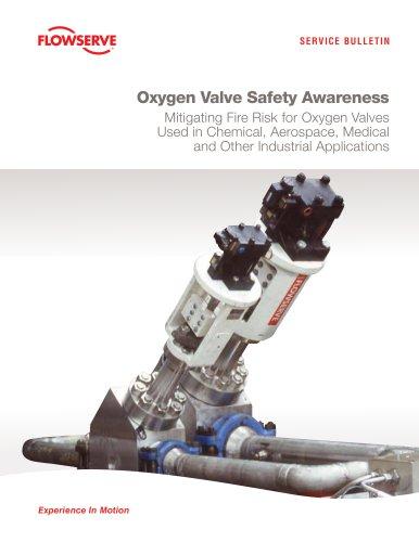 Oxygen Valve Safety Awareness