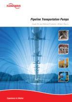 Pipeline Transportation Pumps