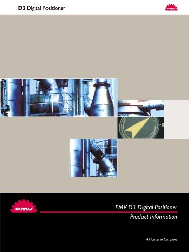 PMV D3 Digital Positioner Brochure