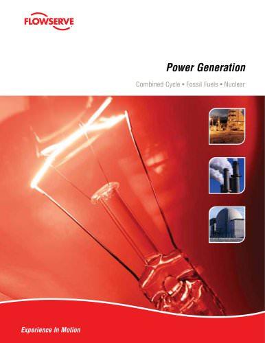 Power Generation Pumps