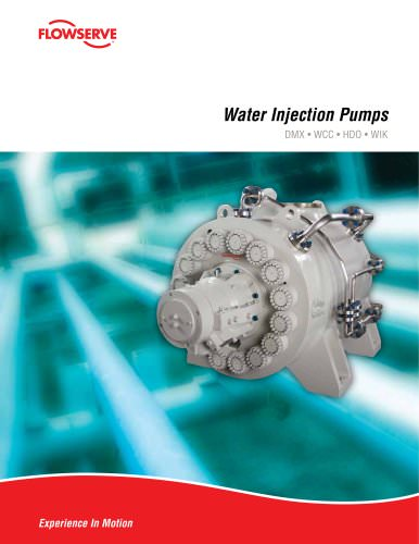 Water Injection Pumps